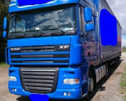 DAF XF 105.460 SSC,ATe,LOW.D.