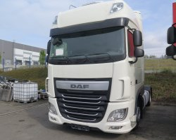 DAF XF 460 SSC LOW WHITE+KLIMA LOWD