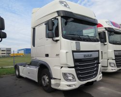 DAF XF 460 SSC WHITE CLOUD II.