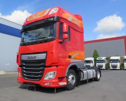 DAF XF 460 SSC RED QUEEN LOWD. TOP !