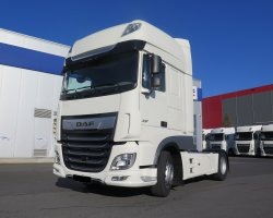 DAF XF 530 SSC WHITE MONSTER 2020