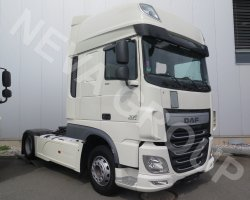 DAF XF 510 SSC WHITE MOUSE TOP !