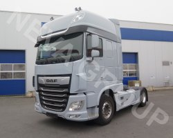 DAF XF 530 SSC GREY MOUSE,ALU + PTO ! mod.2018 TOP !